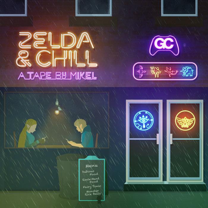 Zelda & Chill | GameChops