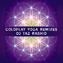 Coldplay Yoga Remixes cover art