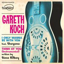 Gareth Koch featuring Sheyana & Steve Kilbey cover art