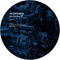 Mechanika EP cover art