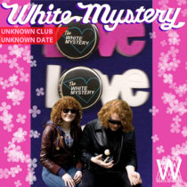 White Mystery LIVE Unknown cover art