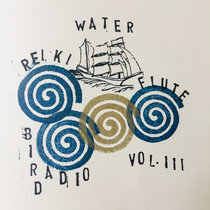 Reiki Flute (Volume III - Water) cover art