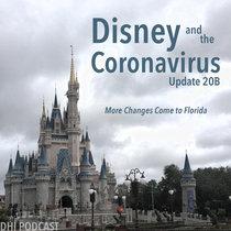 Disney and the Coronavirus - Update 20B cover art