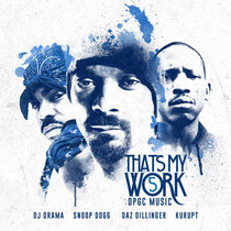 Snoop Dogg & Dogg Pound - That's My Work 5 cover art