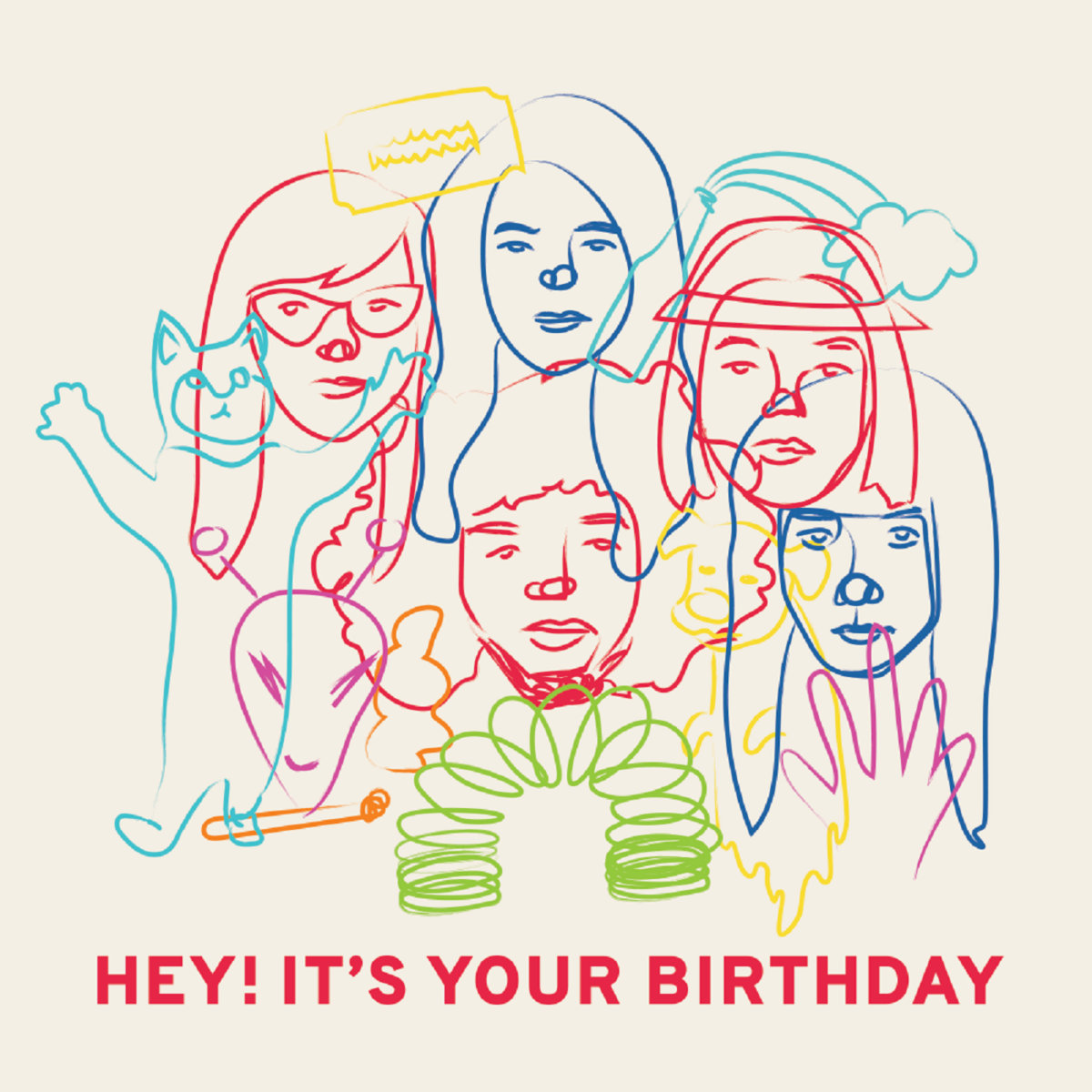 90s Bedroom Jams Hey It S Your Birthday