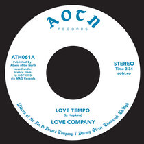 Love Tempo cover art