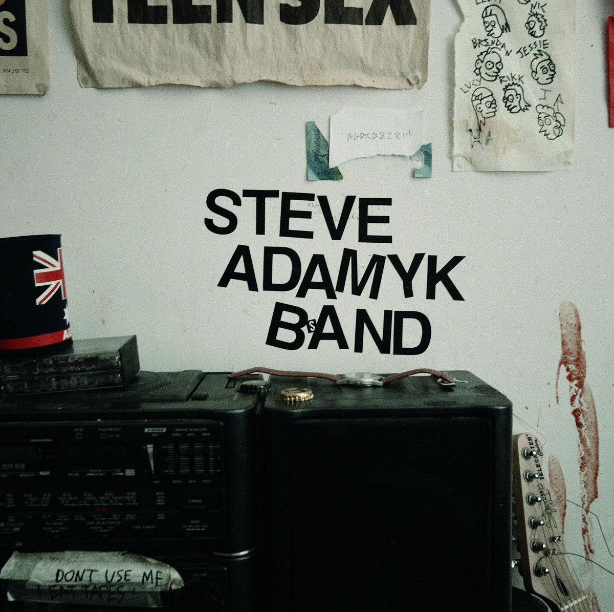 Image result for steve adamyk band graceland