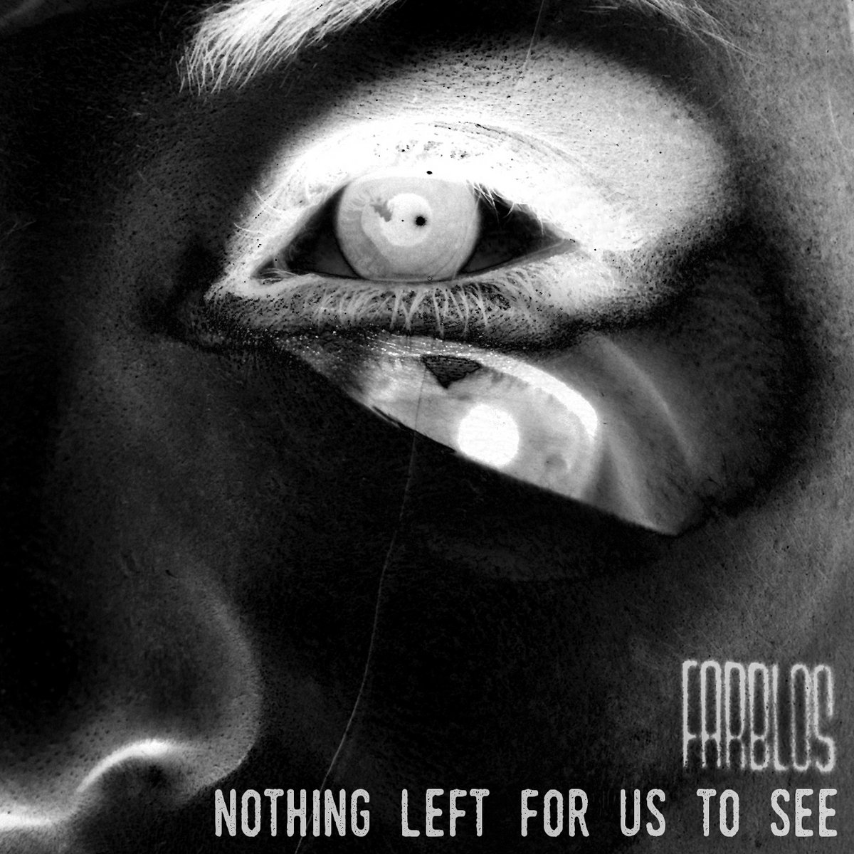 Nothing left for us to see | Farblos