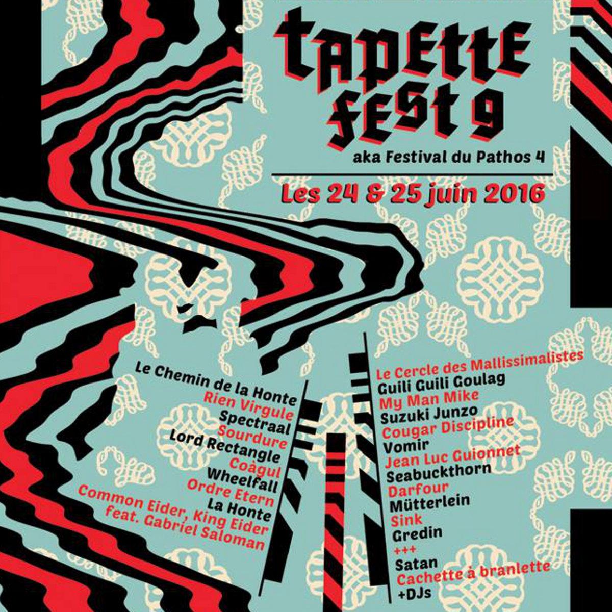 Echantillonnage du déficit du Tapette Fest 9