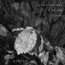 Shortest Day of the Year (live) - single cover art