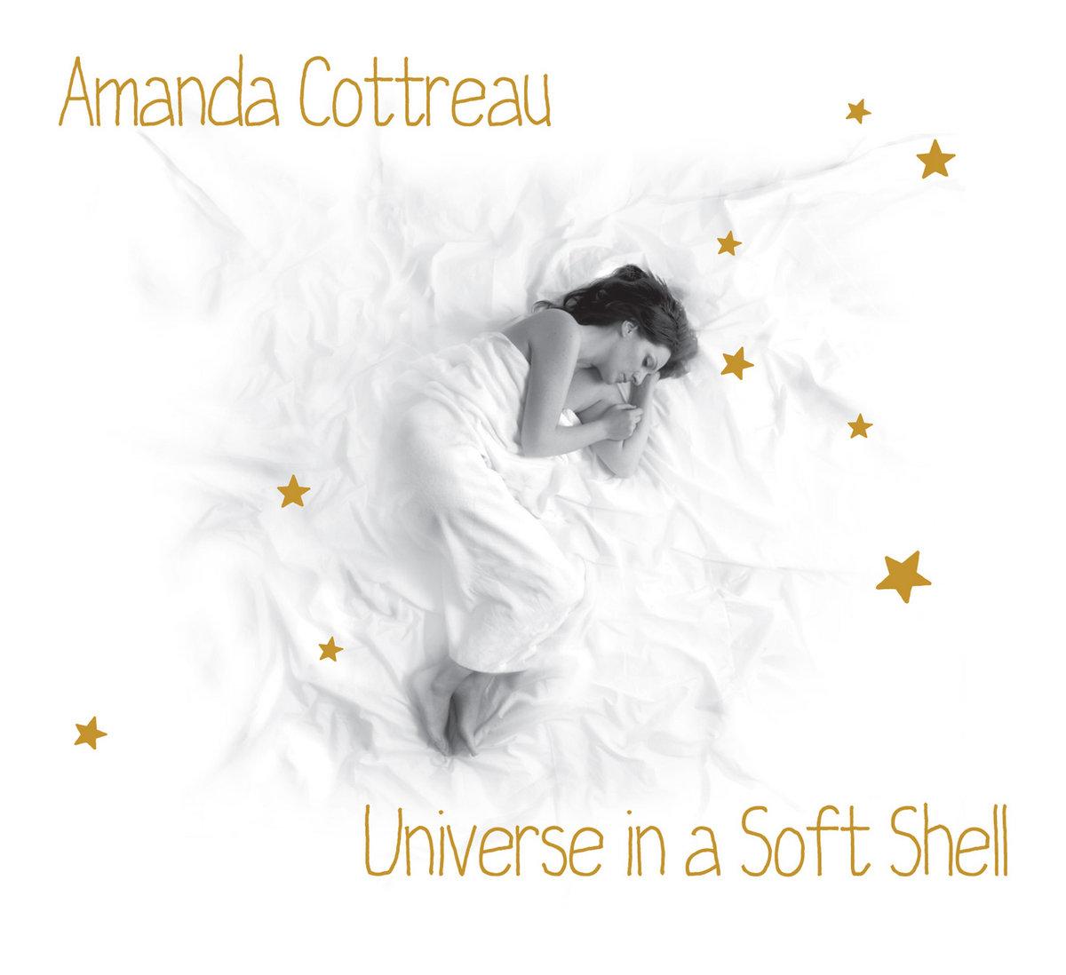 Amanda Shell universe in a soft shell | amanda cottreau