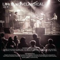 Live @ Nonclassical vol. #1 cover art
