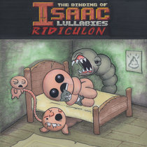 The Binding Of Isaac - Lullabies cover art