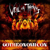 GOTHRONOMICON cover art