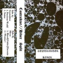 Contraktor // Hiver Split cover art