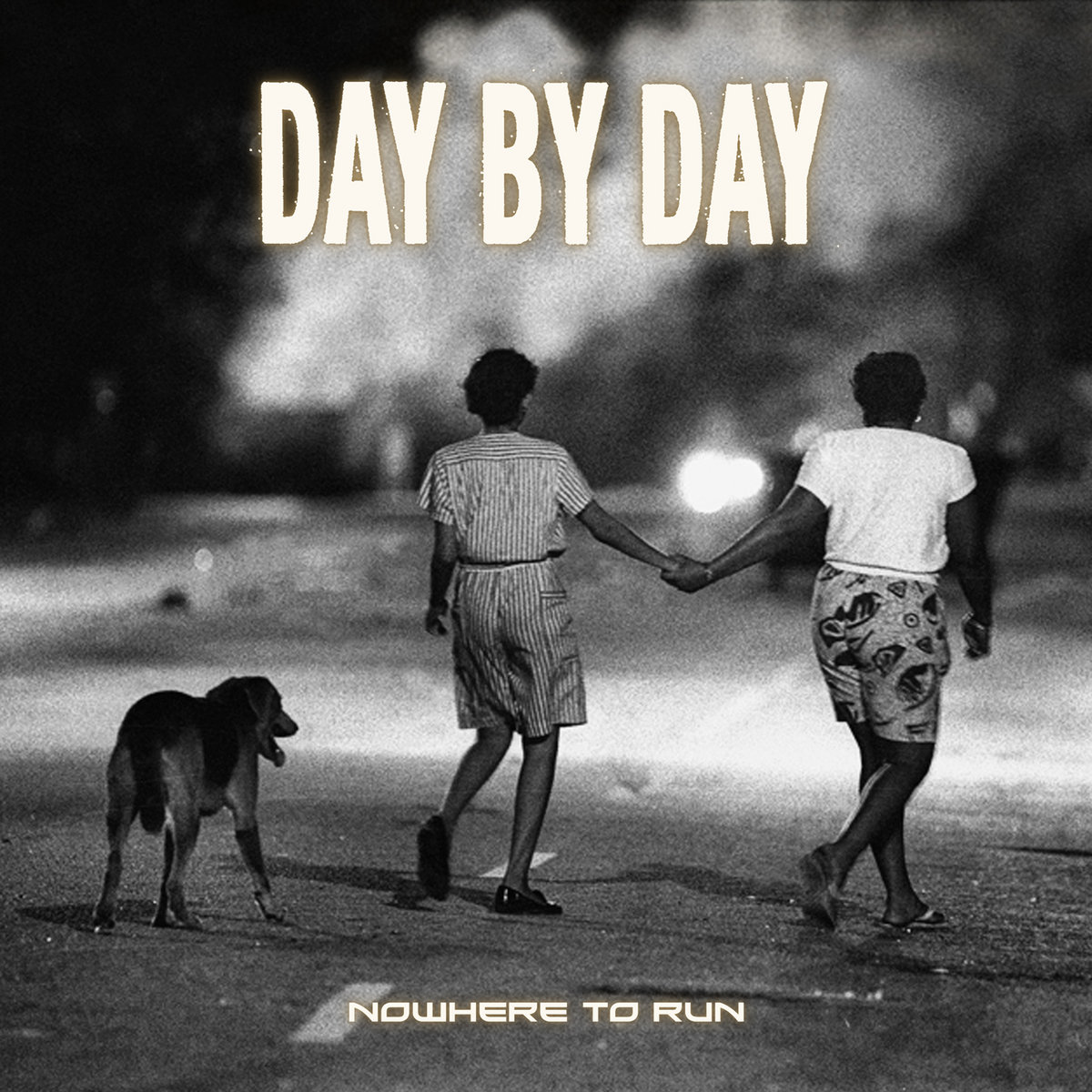 Day By Day - Nowhere To Run (2018)