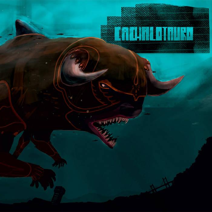 Cachalotauro cover art