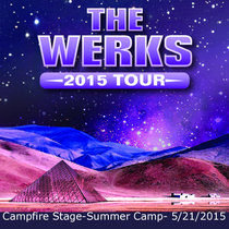 Live @ The Campfire Stage. Summer Camp Music Festival-Chillicothe, IL 5/21/2015 cover art