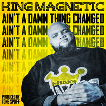 Ain't A Damn Thing Changed cover art
