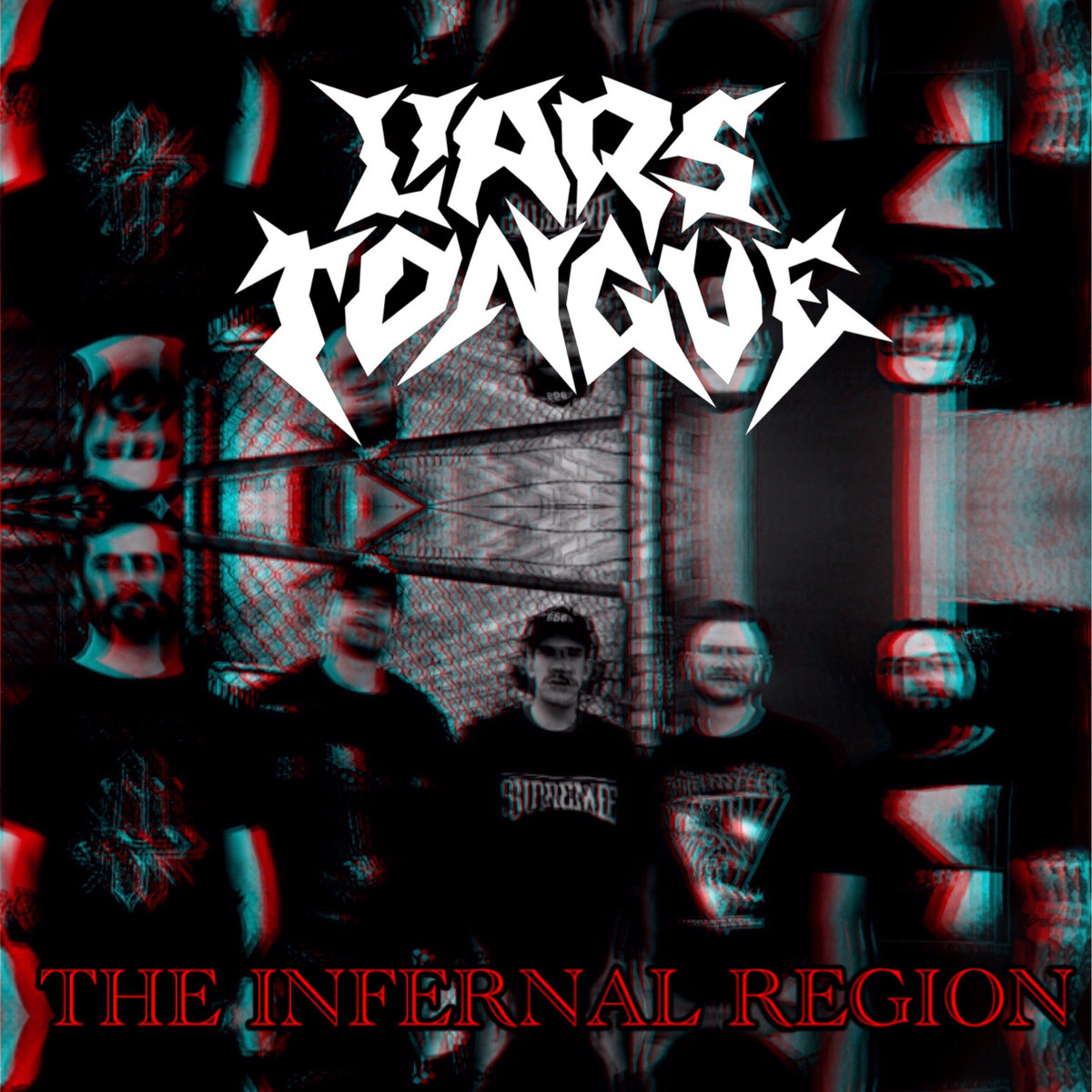 Liar's Tongue - The Infernal Region [single] (2018)