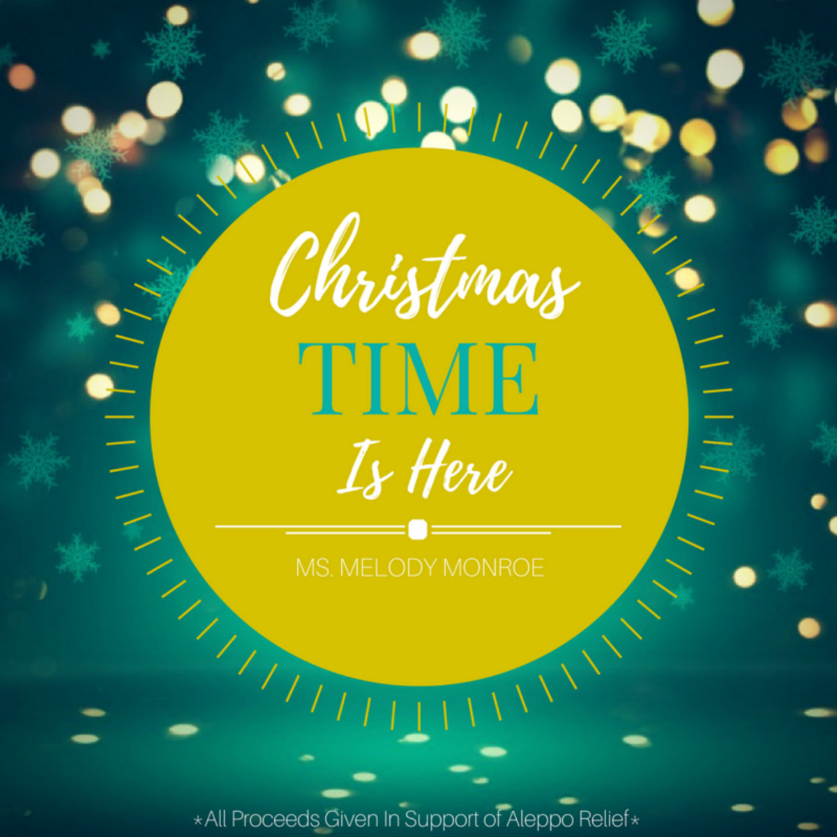 christmas time is here a song for aleppo relief - Christmas Time Is Here Song
