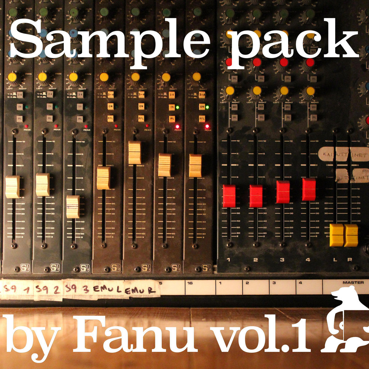 Sample Pack by Fanu Vol  1 | Fanu / FatGyver
