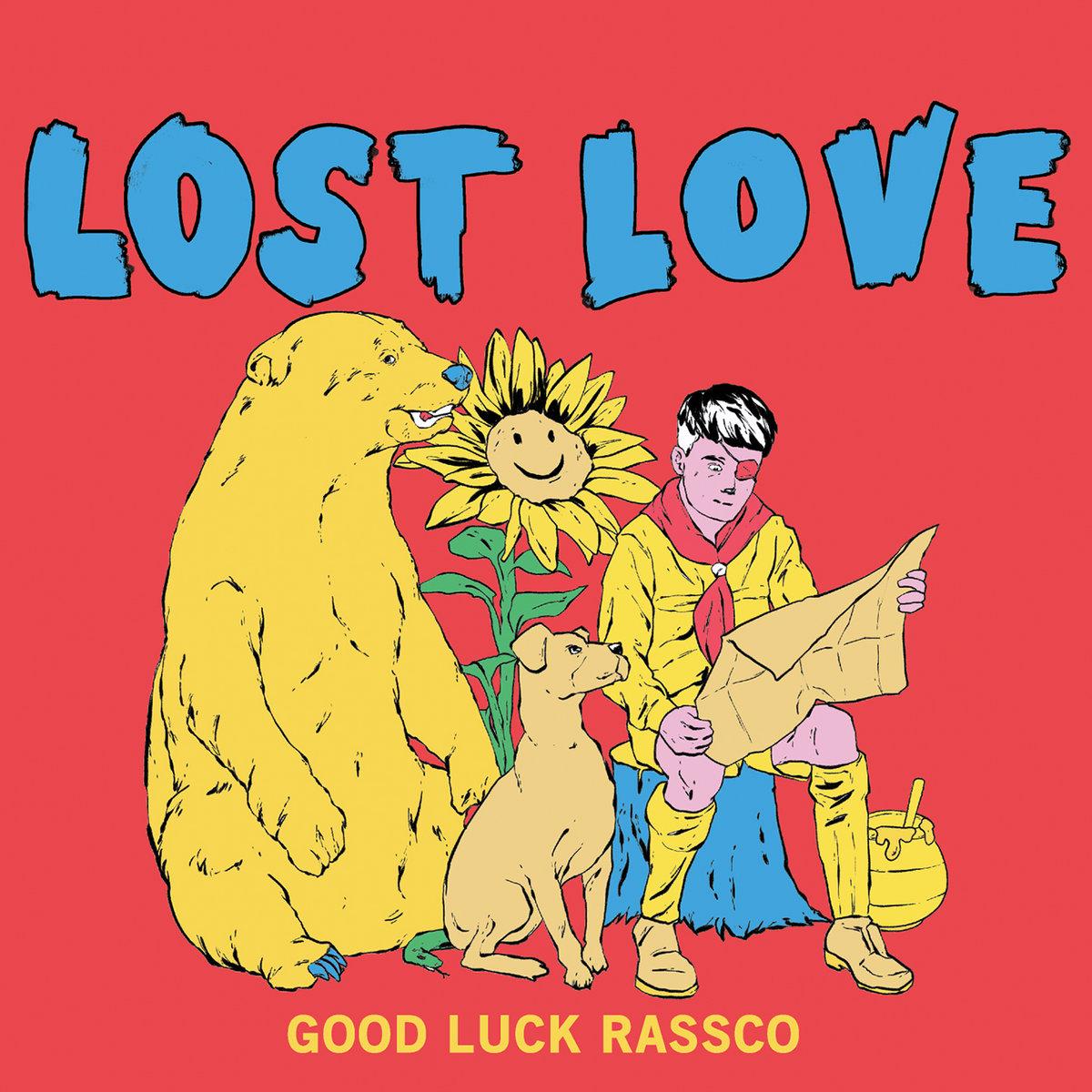 Lost Love stream their new album ''Good Luck Rassco''