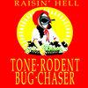 Tone Rodent / Bug Chaser Split Cassette Cover Art