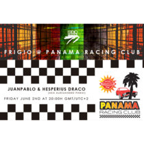 Frigio Records @ Panama Racing Club (S03E32) cover art
