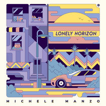 Michele Manzo - Lonely Horizon cover art