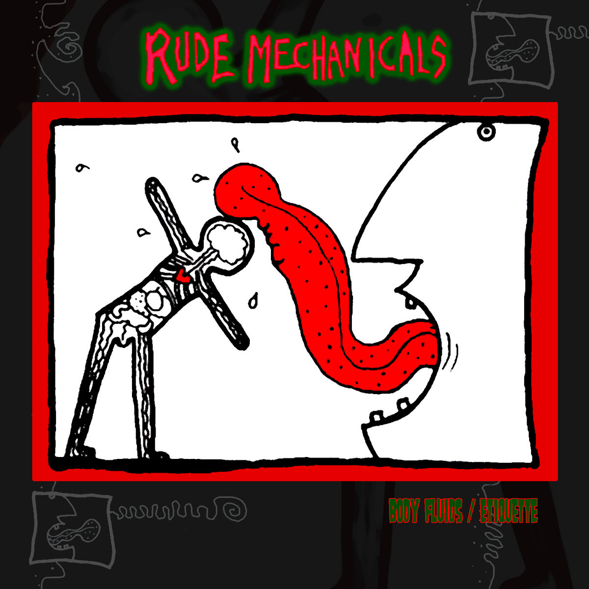 RUDE MECHANICALS Etiquette by Miss Roberts & Rude Mechanicals