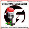 The Christmas Songs 2011 Album Cover Art