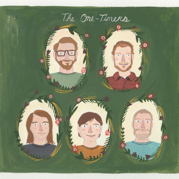 The One-Timers by Dave Olson