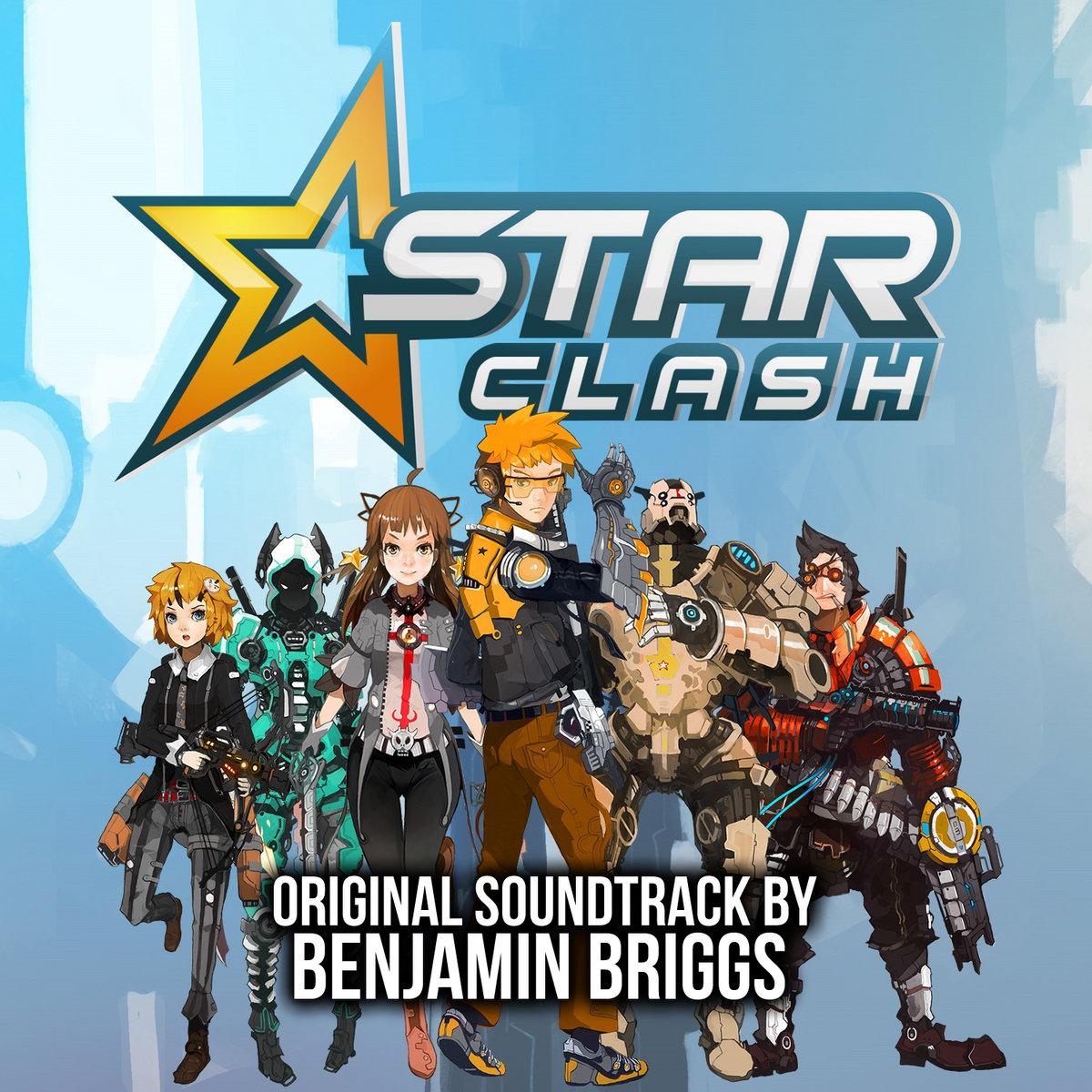 Star Clash Original Soundtrack | Ben Briggs