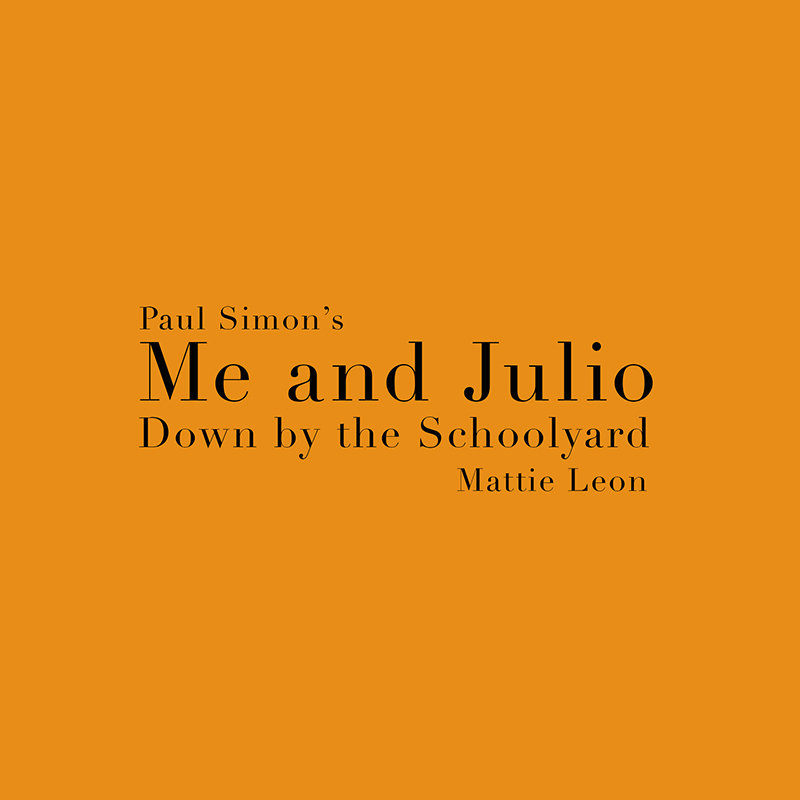 Paul Simon Me And Julio Down By The Schoolyard Guitar