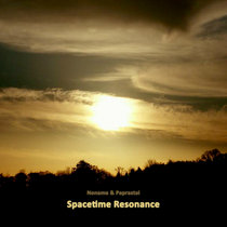 Noname & Paprastai - Spacetime Resonance cover art