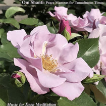 Om Shanti: Peace Mantras for Tumultuous Times cover art