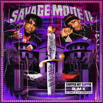 Savage Mode II (ChopNotSlop Remix Demo Version) cover art
