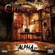 Critical C - Alpha EP cover art
