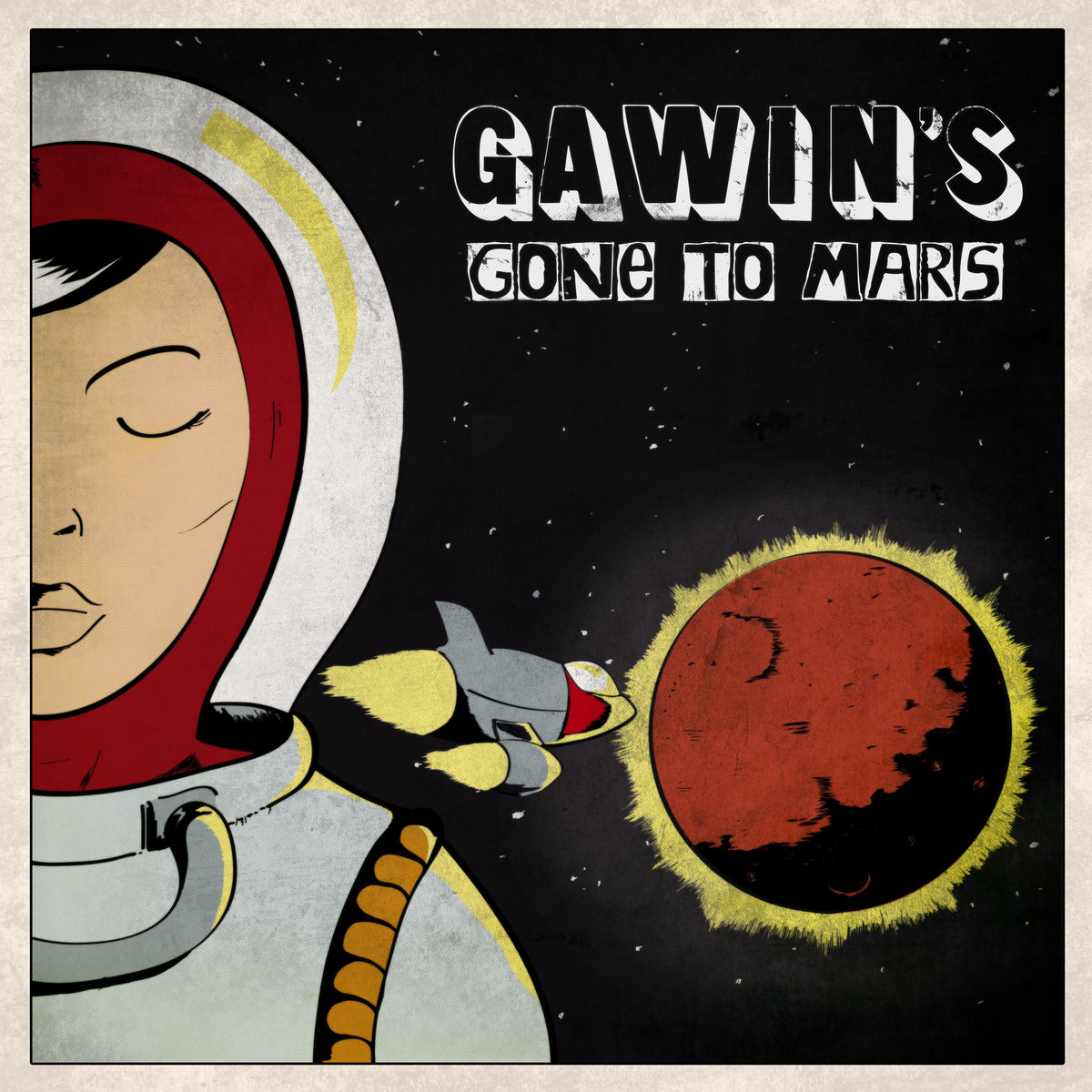Gawin's Gone to Mars