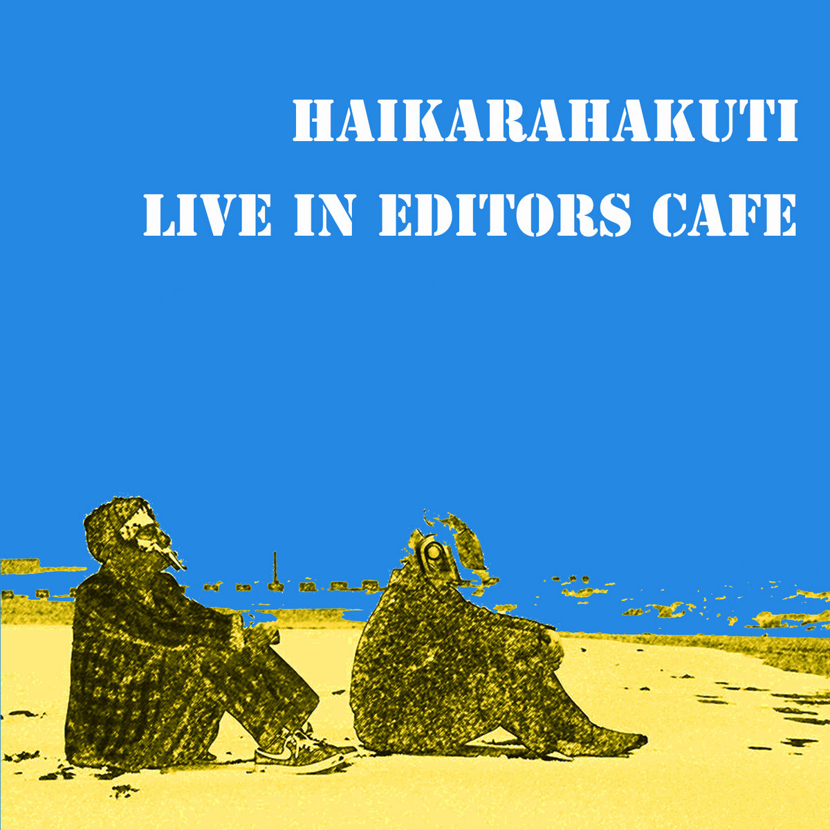 LIVE IN EDITORS CAFE | haikara records