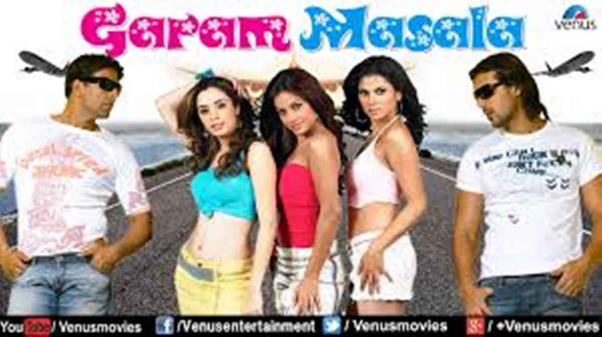 Garam Masala (HD) Full Movie | Hindi Comedy Movies | Akshay