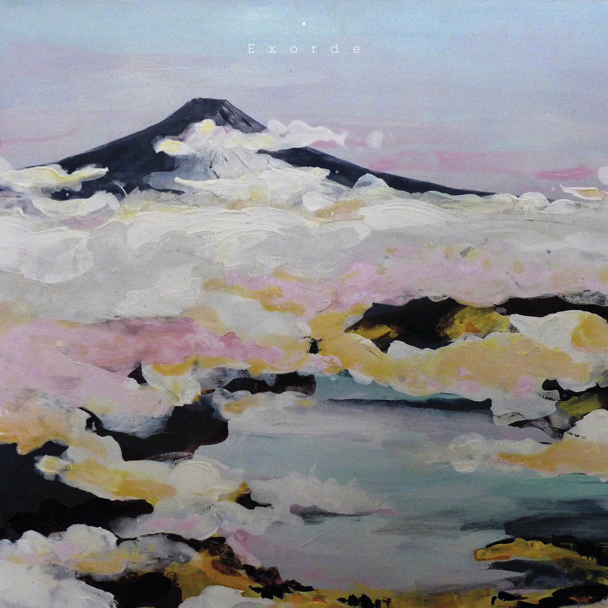 Montagne - Exorde [EP] (2017)