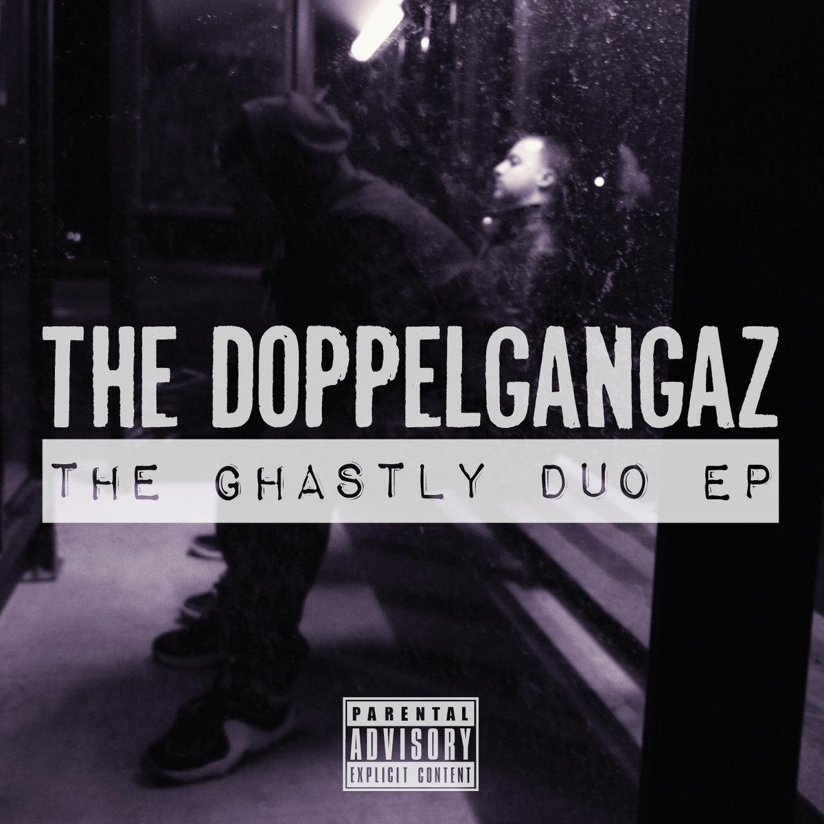 Resultado de imagen para The Doppelgangaz - The Ghastly Duo EP