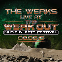 LIVE @ The Werk Out 2015 08.06.15 cover art