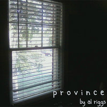Province-EP cover art