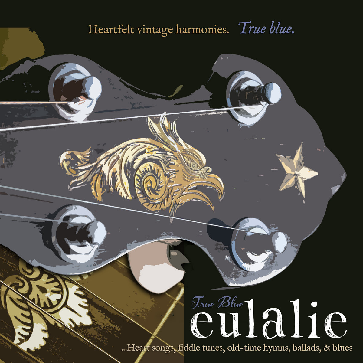 Single: Wayfaring Stranger by Eulalie