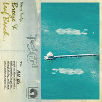 breeze x leaf beach - postcards cover art