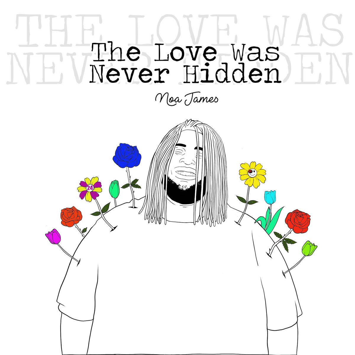 Review: Noa James – The Love Was Never Hidden