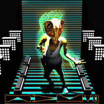 Weird Dance Music Vol 2 cover art